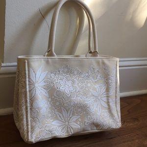 Beautiful Oscar Delarenta purse from Neiman Marcus